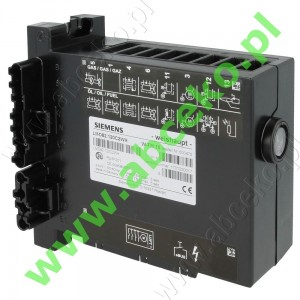 Siemens LMO 82.120 C2WH, Menager W-FM 10