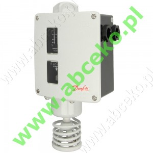 RT 4 sp. termostat Danfoss (017-503766)