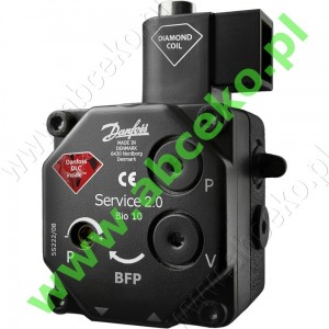 "Danfoss ""Diamond"" BFP 21L5 071N7172"