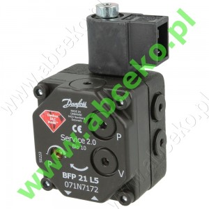 "Danfoss ""Diamond"" BFP 21L5LE-S 071N3136"