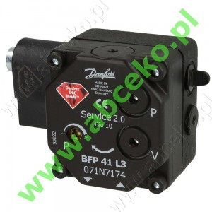 "Danfoss ""Diamond"" BFP 41L3 071N7174"