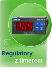 Regulatory z timerem