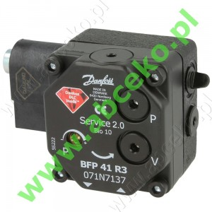 "Danfoss ""Diamond"" BFP 41R3 - 071N7137"