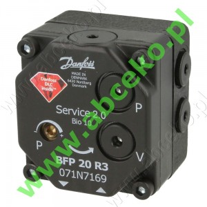 "Danfoss ""Diamond"" BFP 20R3 - 071N7169"