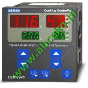 Regulator temperatury z timerem ESM 9945 (0...999°C)