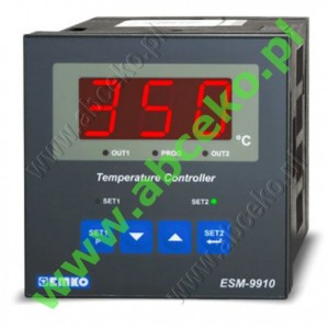Regulator temperatury ESM 9910 (0...+999°C)
