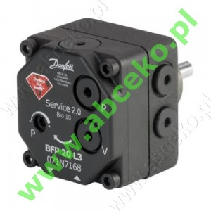 "Danfoss ""Diamond"" BFP 20L5 071N7126"