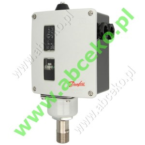 Danfoss RT 30AB, presostat regulator ciśn. (017-518866)